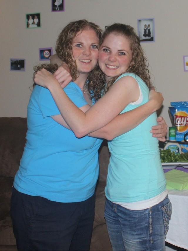 Becky and Rachel 33