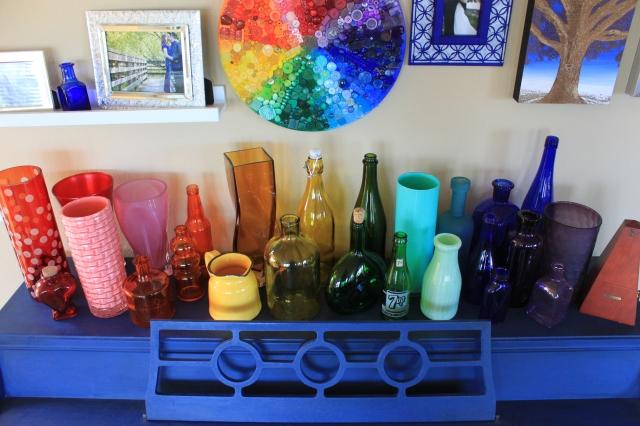 Rainbow Bottles