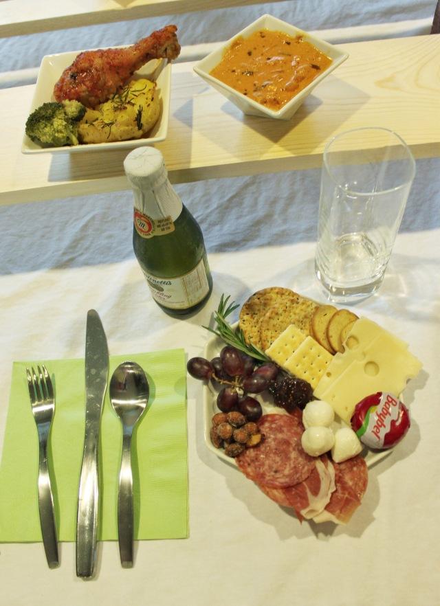 Mini Food Dinner Party 3