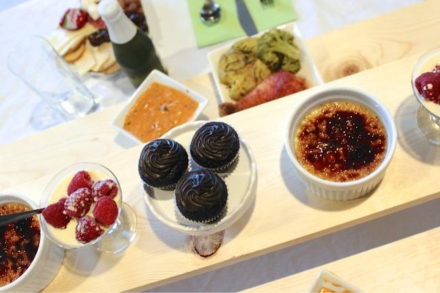 Mini Food Dinner Party 4