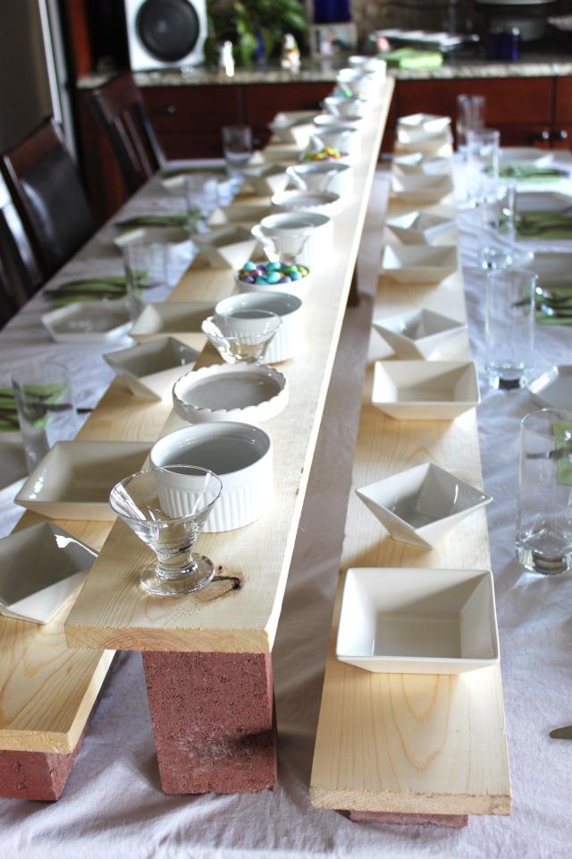 Mini Food Dinner Party 5