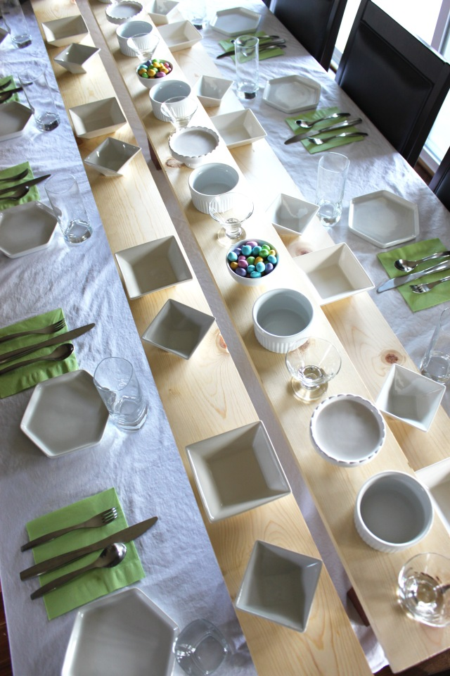 Mini Food Dinner Party 7