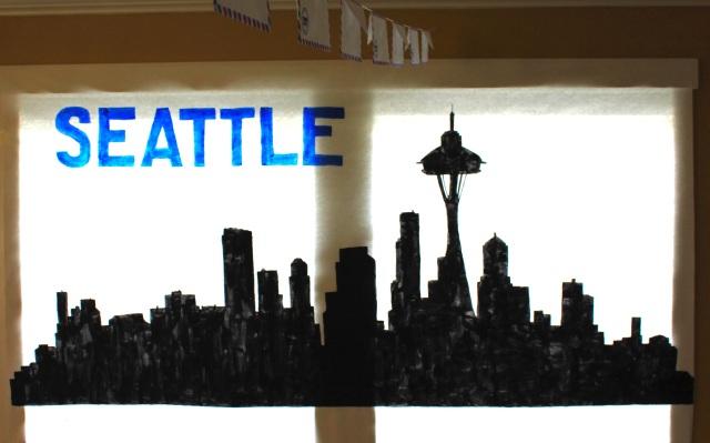 Seattle vs Boston Going Away Party
