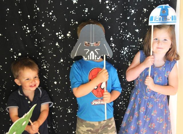 Vu's Star Wars Graduation Party (22)
