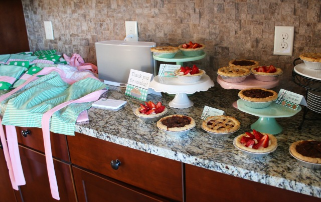 Pie Bridal Shower (18)