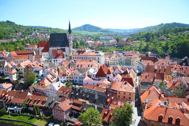 Day 10-12 Cresky and Prague